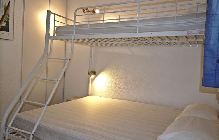 Chambre appartement 127 dans les Rivages d'Ulysse