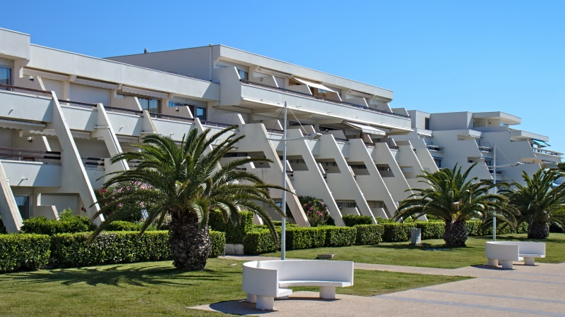 Immeuble les rivages d'Ulysse